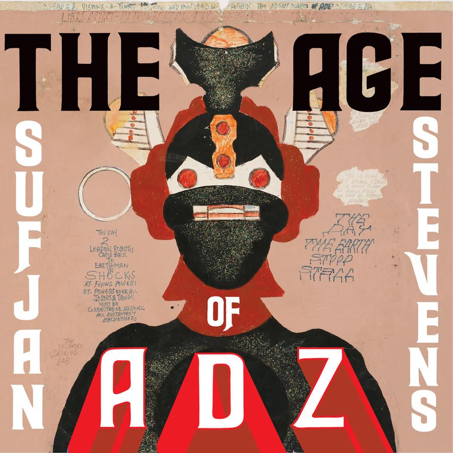 Sufjan Stevens 'The Age of Adz' 2010